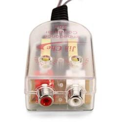 JS High Low Converter RCA voor de Autoradio