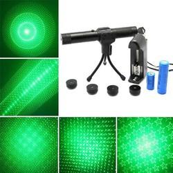 JS Verstelbare Laserpointer Groen