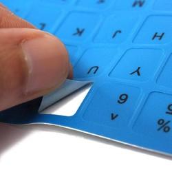 JS Keyboard Sticker Engels