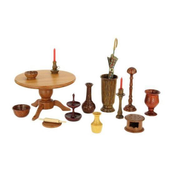 Poppenhuis miniaturen