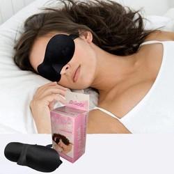 J&S Supply Slaapmasker Katoen 3D