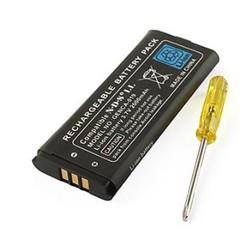 Li-ion Batterij Nintendo DSi XL Met Schroevendraaier