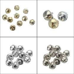 JS Metalen Belletjes In Meerdere Kleuren 10 Stuks