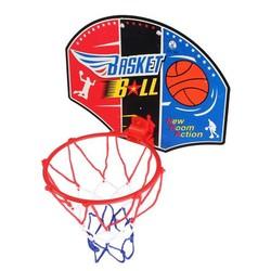 J&S Supply Mini Basket Met Bal En Pomp