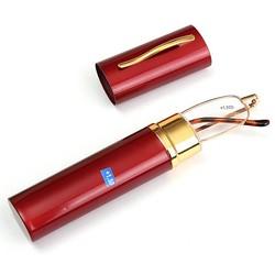 J&S Supply Leesbril met Rode Koker