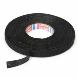 JS Zwarte Textiel plakband