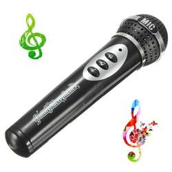 JS Karaoke Speelgoed Microfoon