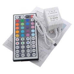 J&S Supply IR Afstandsbediening voor 12 V RGB Led Strip