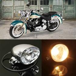 J&S Supply Koplamp voor Motorfiets