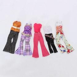 J&S Supply 5 Sets Casual Barbie Kleding