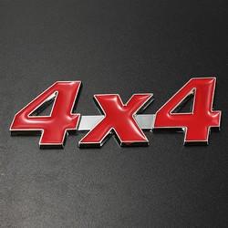JS 4x4 Sticker Voor Je Auto