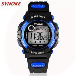 SYNOKE Dit Digitale Horloge Kan Veel Hebben