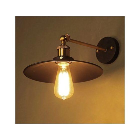 Vintage wandlampen