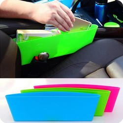 JS Auto Opbergbox voor Tussen Autostoelen