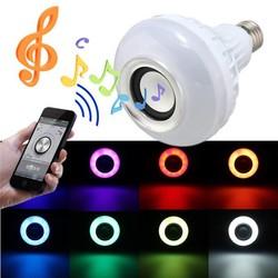 JS LED Lamp Speaker met Bluetooth