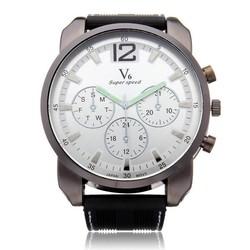 V6 Groot Horloge Voor de Man