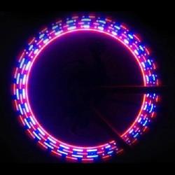 J&S Supply Fietsverlichting Wiel LED