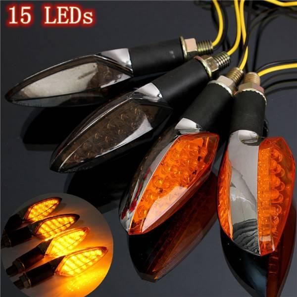 LED Knipperlichten Voor Motor