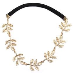 JS Gouden Haarband Met Hangertjes