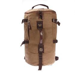J&S Supply Vintage Canvas Backpack Tas
