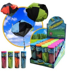 J&S Supply Parachute Speelgoed
