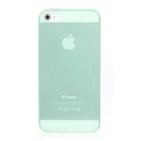 Transparant Hoesje voor iPhone 5 & 5S