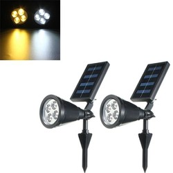 JS LED Solar Tuinverlichting
