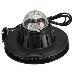 JS Discobal Met LED-verlichting En Roterend