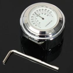 J&S Supply Waterdichte Thermometer voor op je Motorfiets