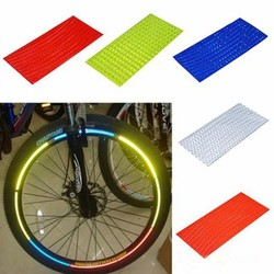 J&S Supply Reflecterende Stickers Fiets