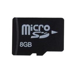 J&S Supply MicroSD van 8GB