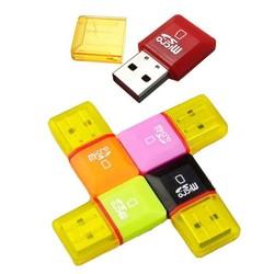 JS USB 2.0 Micro SD-Kaartlezer