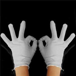 JS Tattoo Handschoenen van Katoen 1 Paar