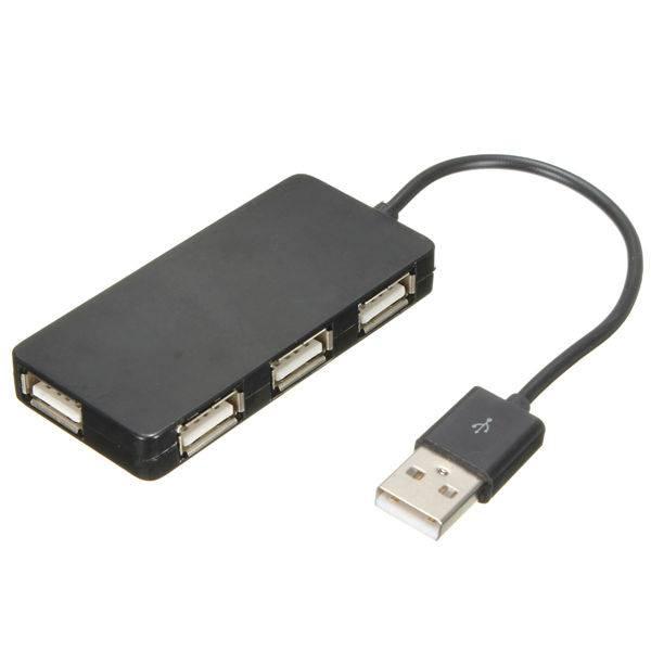 USB Hubs 2.0 met 4 Poorten