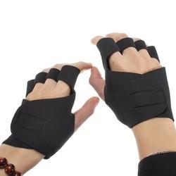J&S Supply Fitness Handschoen Anti-Slip (2 stuks)