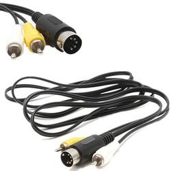 J&S Supply Audio- en Videokabel voor Sega