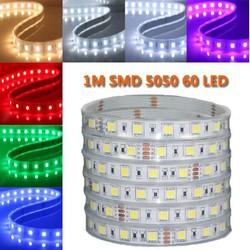 J&S Supply Waterdichte LED Verlichting Strip 1M