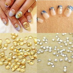 J&S Supply Schelpen voor Beach Nail Art