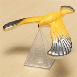 JS Speelgoed Vogel die Balanceerd op Vingers