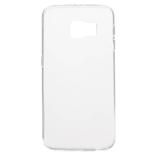 Ultradunne Transparante Beschermhoes voor de Samsung Galaxy S6 Edge G9250