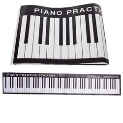 JS Piano Sticker