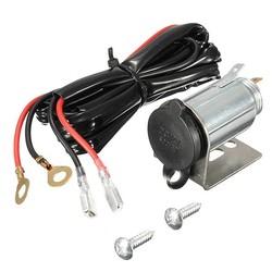 J&S Supply 12-24V Motor Sigarettenaansteker