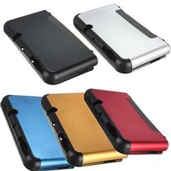 JS Aluminium Case voor Nintendo 3DS XL/LL