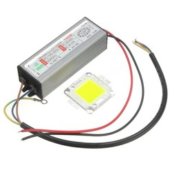 JS High Power 100W LED Chip Met Driver