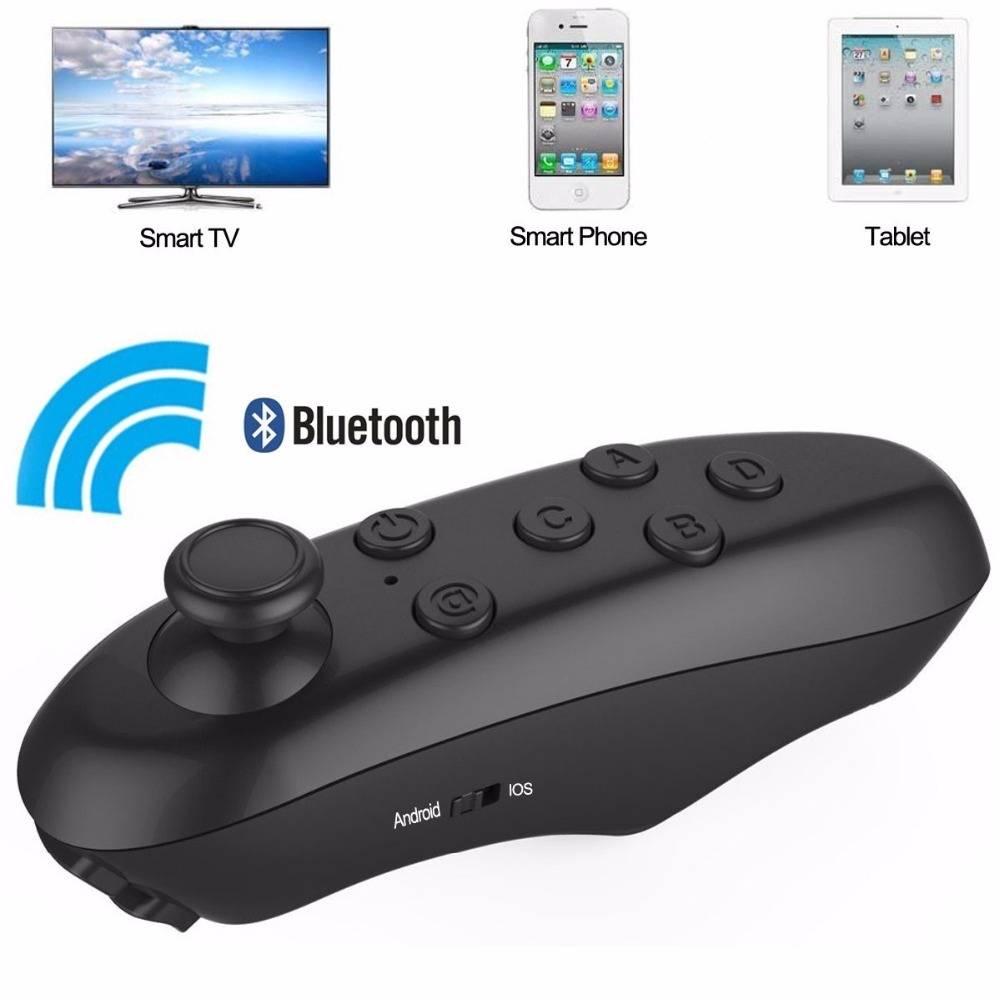Universele bluetooth afstandsbediening controller draadloze gamepad muis joystick voor 3d vr bril ip