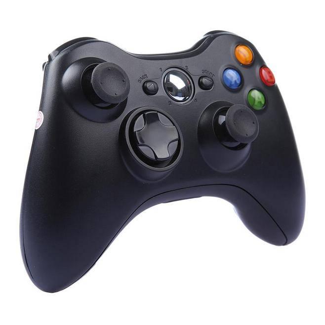 DBPOWER Draadloze Gamepad Afstandsbediening Voor XBOX 360 Console Joystick Voor Microsoft Game Gamep