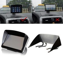 MyXL Vehemo 7 Inch Auto GPS Navigator Zonnescherm Zonnescherm Visor Anti Glare Accessoire