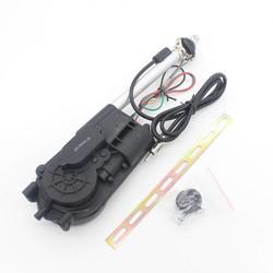 MyXL 1X Universele Auto Antenne Antena Elektrische Radio Antenne Automatische Booster SUV Elektrische Power 12 V FM/AM Intrekbare antenne