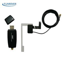 MyXL FUNROVER DAB + usb dongle met antenne voor Android auto dvd-speler auto radio gps met 4.4 of 5.11 os en DAB toepassing gemakkelijk gebruik