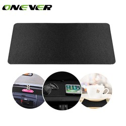 MyXL Onever Grote Dashboard Sticky antislip Pad Adhesive Mat voor Telefoon Tablet Key GPS Auto antislip Mat Pad